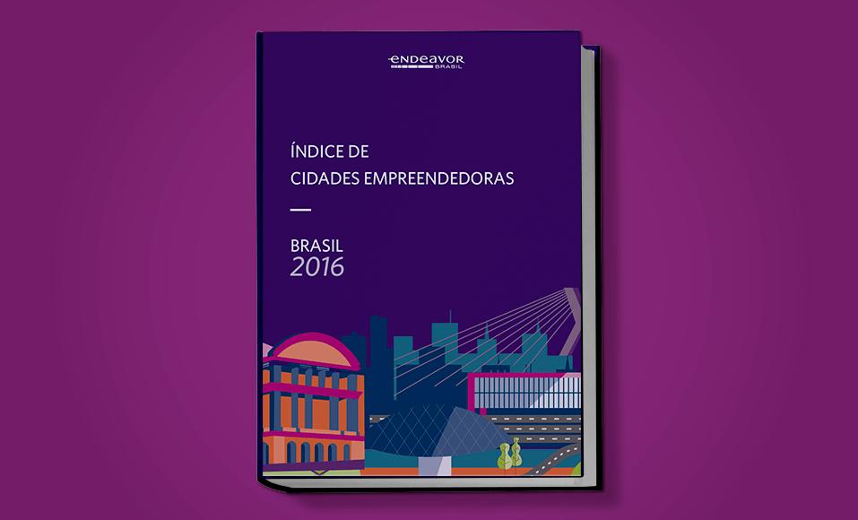 Índice de Cidades Empreendedoras 2016