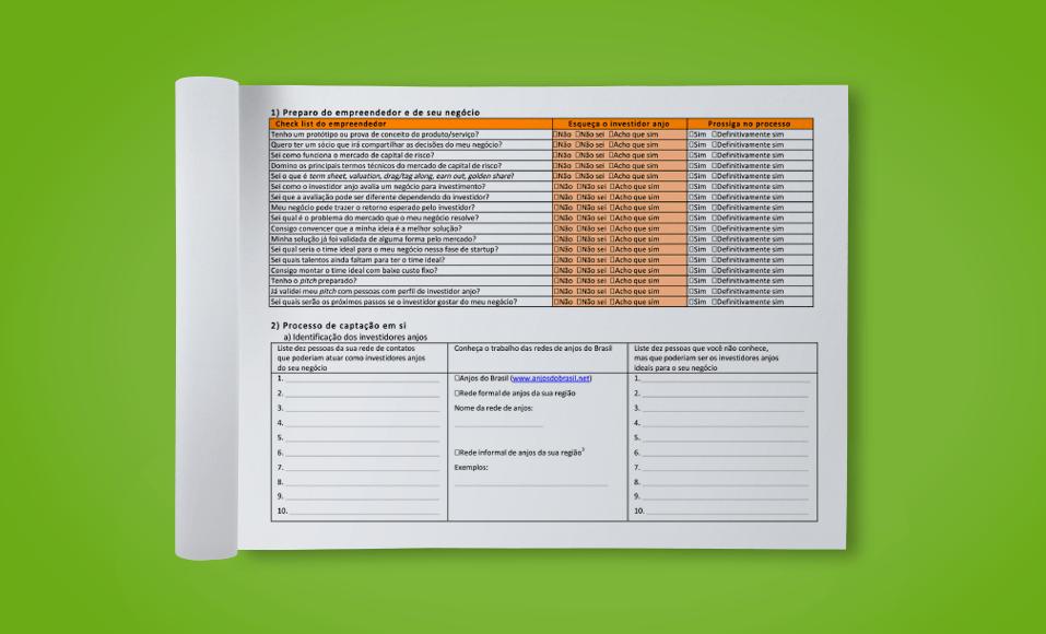 Investimento-anjo: checklist do empreendedor
