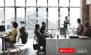 Radar Santander: conheça as empresas aprovadas  e inspire-se você também para mudar seu mercado