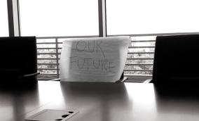 Nosso futuro_ a cadeira vazia