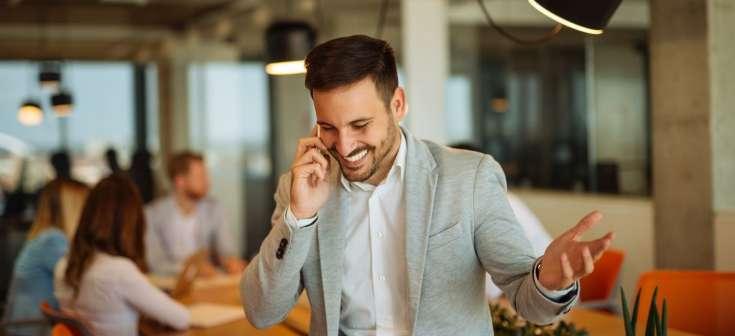 Depois de ouvir seu cliente, o que você faz?