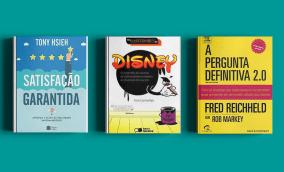 5 livros e ferramentas para criar uma cultura em que o cliente vem (mesmo) em primeiro lugar