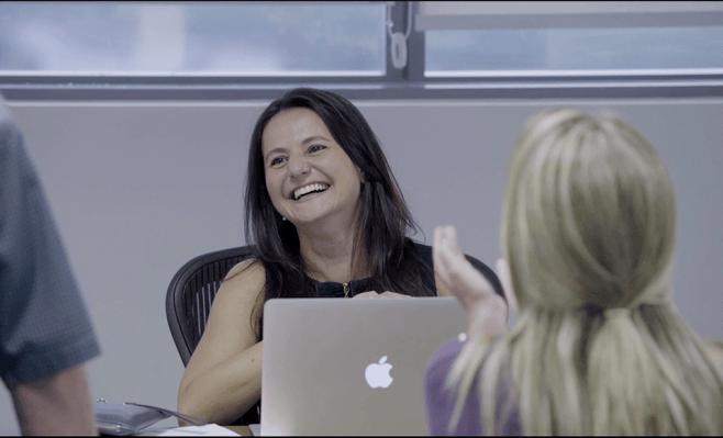 Fabiana Salles, empreendedora da Gesto Saúde