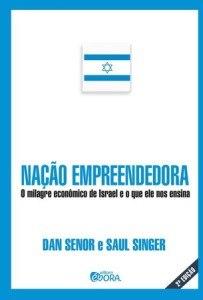 Livro Nação Empreendedora
