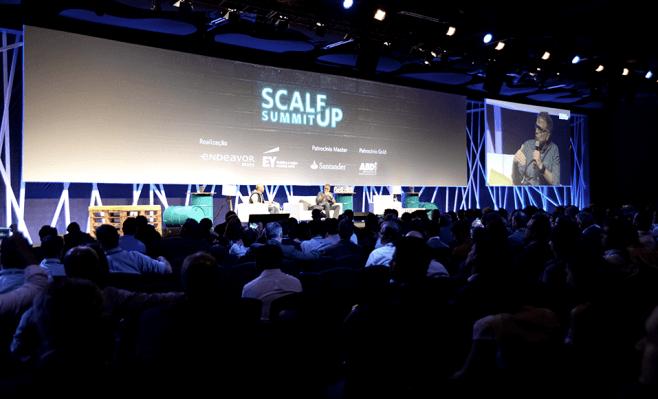 """""""Você só perde para você mesmo"""": 12 lições do Scale-Up Summit 2017"""