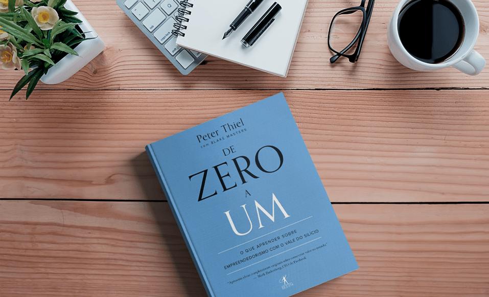 De Zero A Um, Peter Thiel