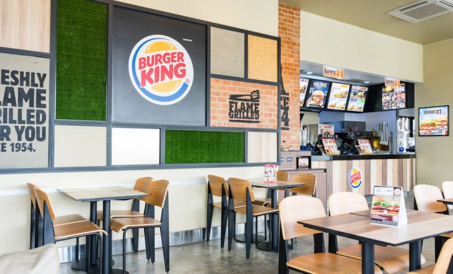 Tecnologia, gestão e disciplina Burger King