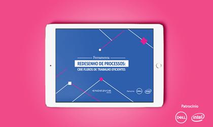 Ferramenta Redesenho de Processo: crie fluxos de trabalho eficientes