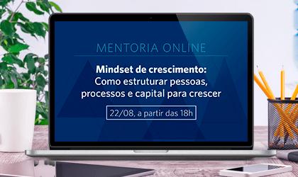 Mentoria Online | Mindset de Crescimento