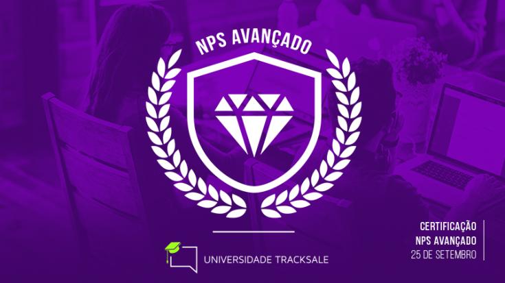 Curso Tracksale | CERTIFICAÇÃO DE NPS AVANÇADO