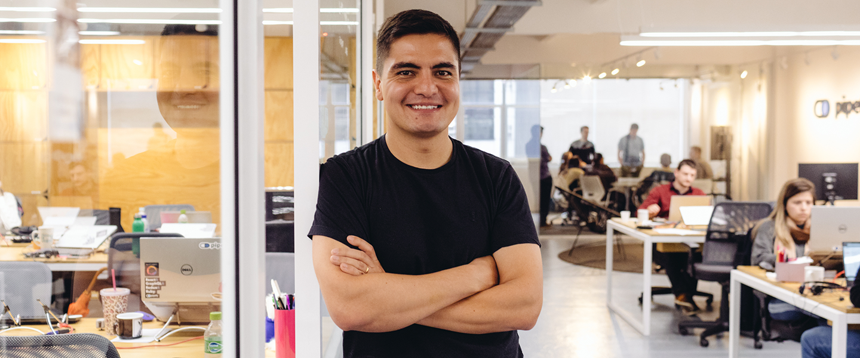 Alessio Alionço - CEO do PIPEFY