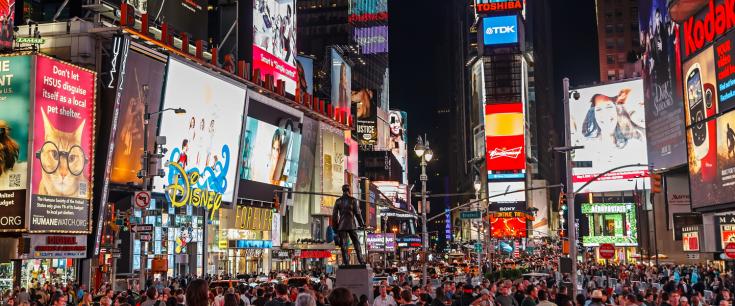 10 referências de ações de mídia Out of Home que não passaram em branco