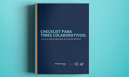 Checklist para Times Colaborativos