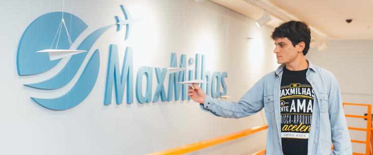 Todo negócio começa de uma inquietação: como a MaxMilhas mudou o mercado de milhas no país