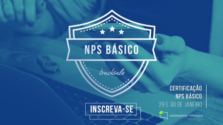 Curso de Certificação NPS Básico | Universidade Tracksale