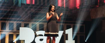 """Day1 Fabiana Salles: """"Dá para fazer muito melhor"""""""