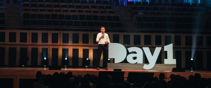 """Day1 Laércio Cosentino: """"Estratégia e execução que nos permitem sonhar mais alto"""""""