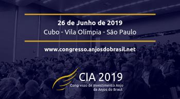 Congresso de Investimento Anjo CIA2019