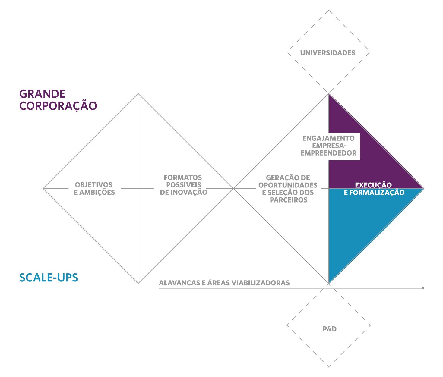Execução e formalização da parceria