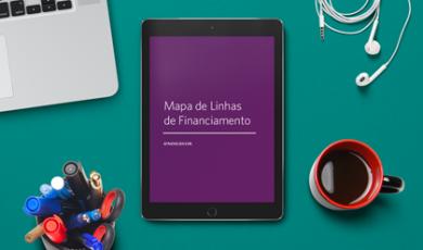 Mapa de Linhas de Financiamento