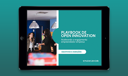 Playbook de Open Innovation | Objetivos e Ambições