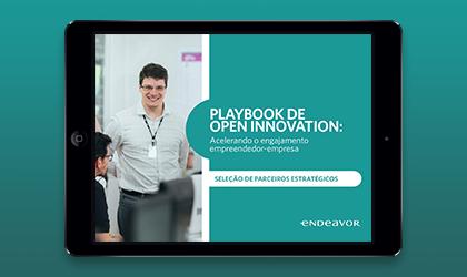 Playbook de Open Innovation | Seleção de Parceiros Estratégicos