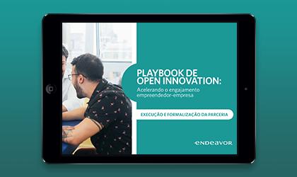 Playbook de Open Innovation | Execução e Formalização da Parceria