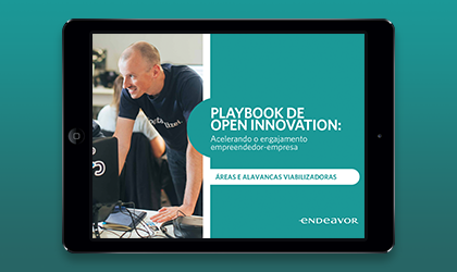 Playbook de Open Innovation | Áreas e Alavancas Viabilizadoras
