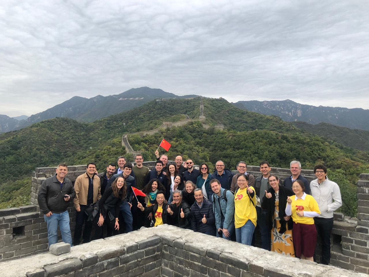 Empreendedores na China