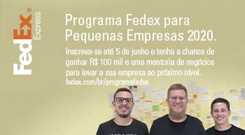 Programa FedEx para Pequenas Empresas