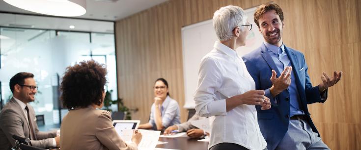 Endeavor e Oracle: o poder das boas conexões