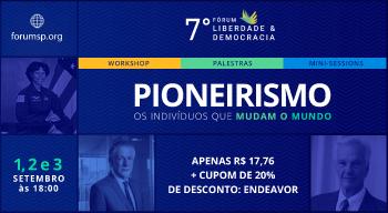 7º Fórum Liberdade e Democracia
