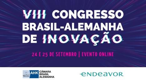 8º Congresso Brasil-Alemanha de Inovação