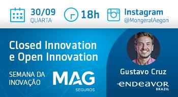 Semana da Inovação MAG Seguros