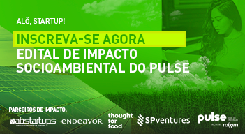 Edital de Impacto Socioambiental do Pulse