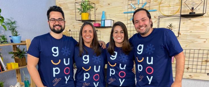 Conheça a história da Gupy, a primeira HRTech apoiada ativamente pela Endeavor