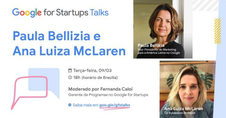 Google for Startups Talks