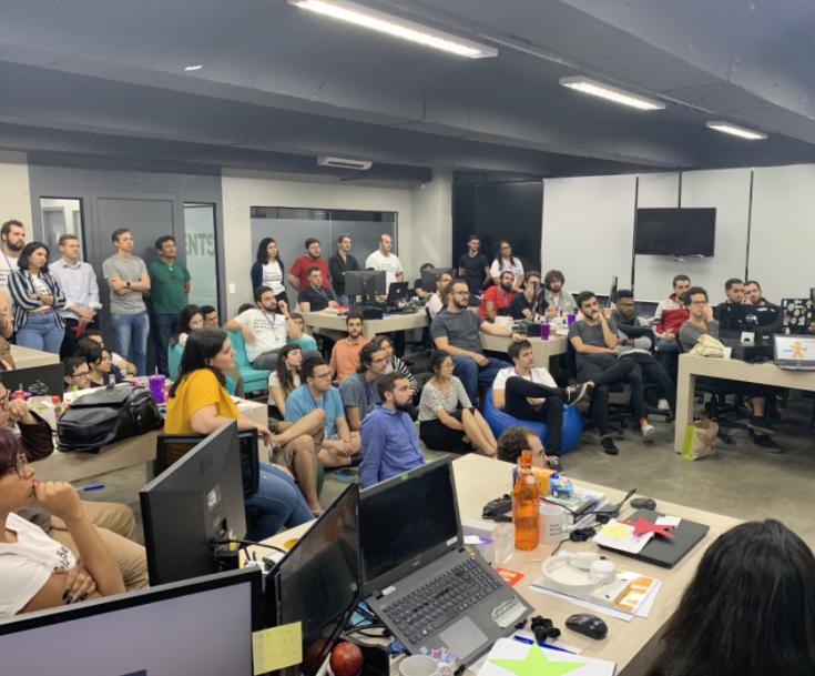 Reunião do Conhecimento LGBTQIA+ 2019 na idwall